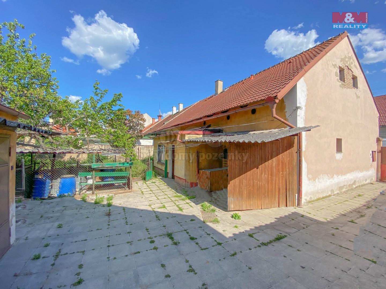 Dům ze dvora (Prodej, chalupa, 129 m², Bohušovice nad Ohří, ul. Tyršova), foto 1/15