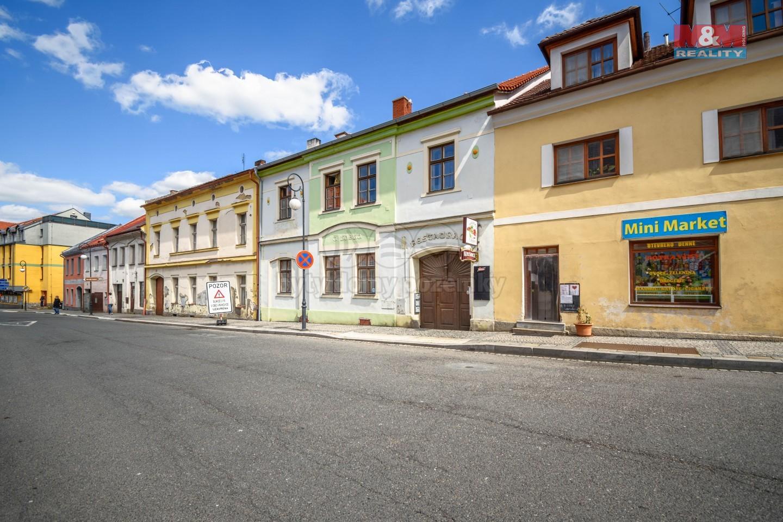 Prodej obchod a služby, 428 m², Březnice, ul. Blatenská