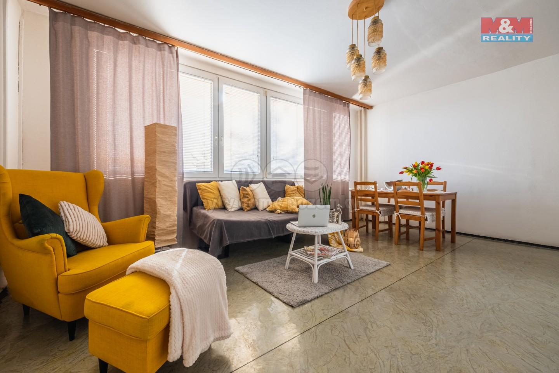 Prodej bytu 3+1, 77 m², Praha, ul. Bedřichovská