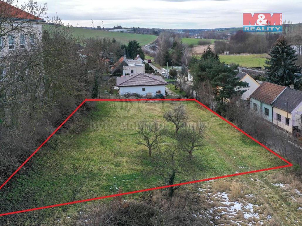 Prodej pozemku k bydlení, 1209 m², Zvoleněves