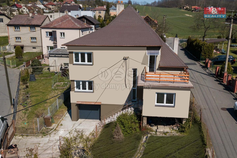 Prodej, rodinný dům, 834 m², Ostrava - Lhotka, ul. Borky