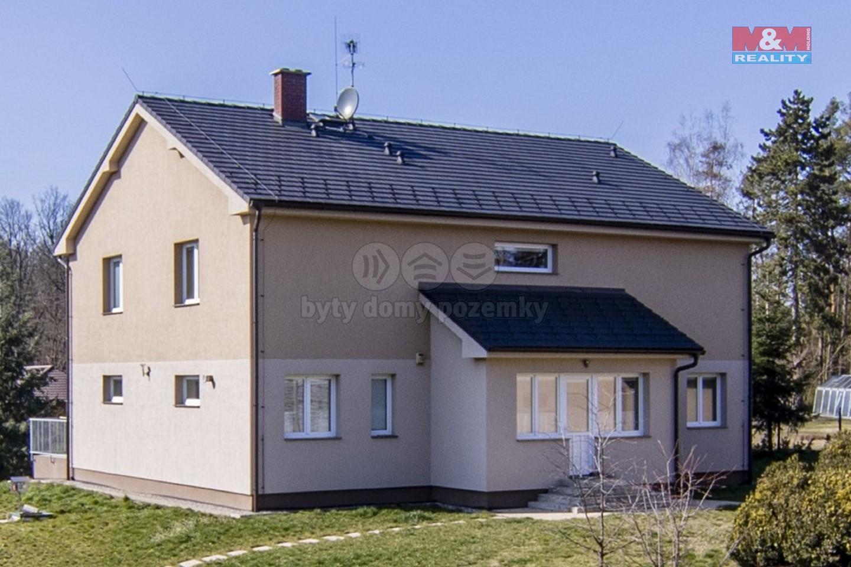 Prodej, rodinný dům, 436 m², Březová-Oleško, zahrada 3582 m²