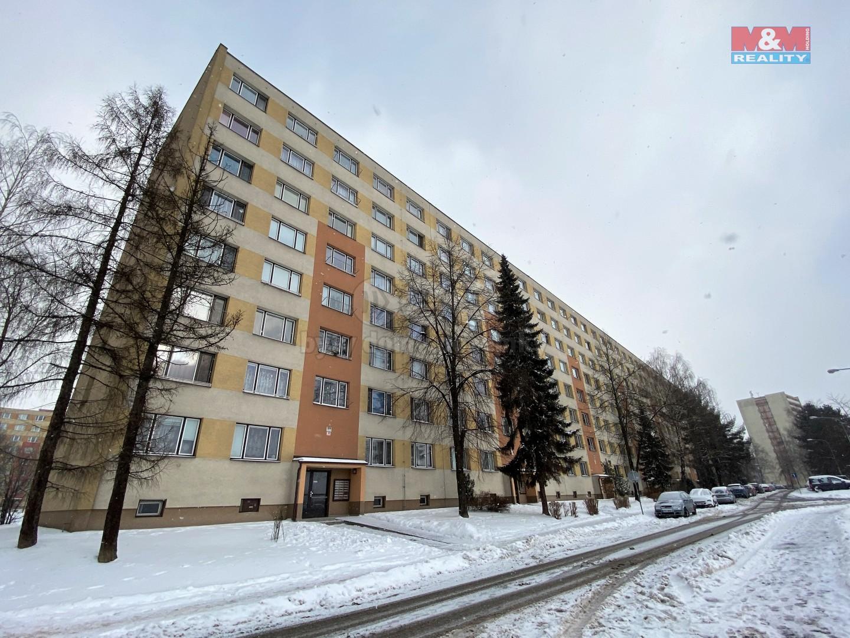Pronájem bytu 2+kk, 40 m², Karviná, ul. Bratr. Veverkových