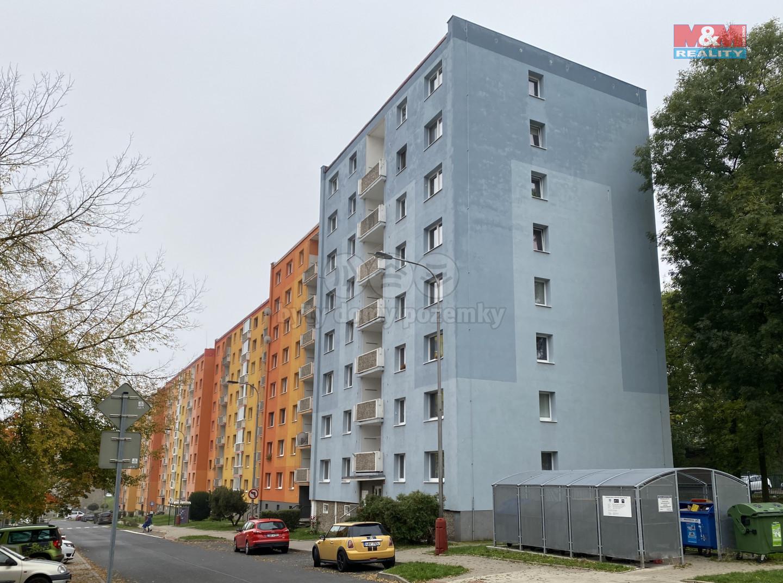 Prodej bytu 1+1, 40 m², DV, Klášterec nad Ohří, ul. Okružní