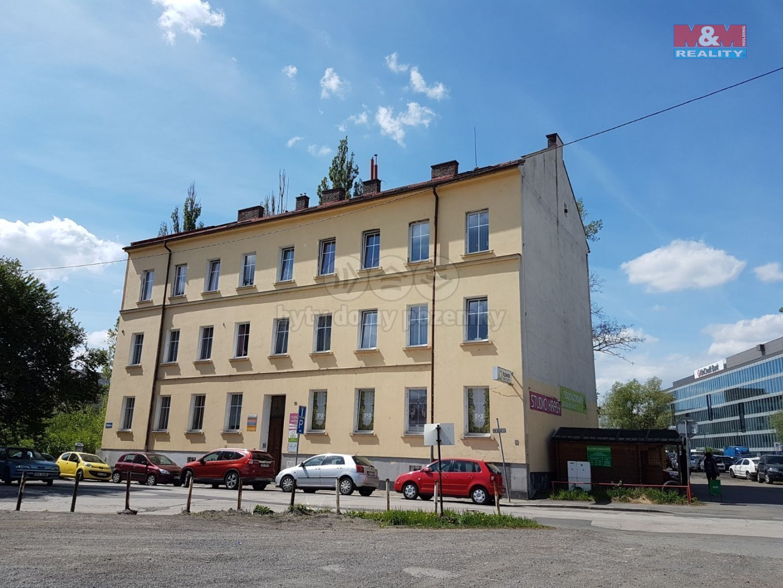 Pronájem, byt 3+1, 100 m2, Ostrava, ul. Žofinská