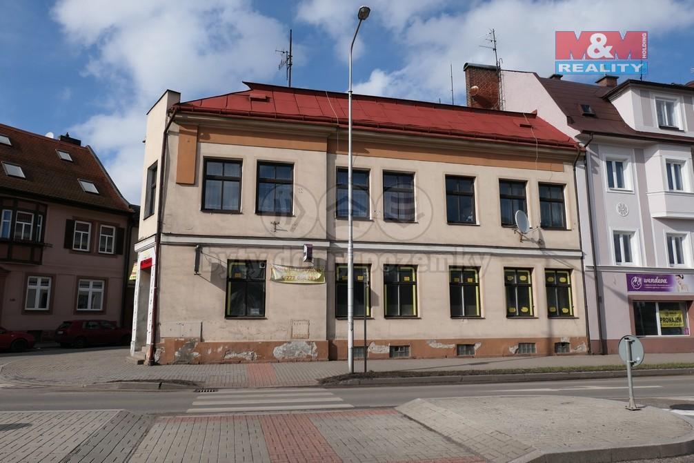Pronájem restaurace, stravování, 283 m², Trutnov, ul. Polská