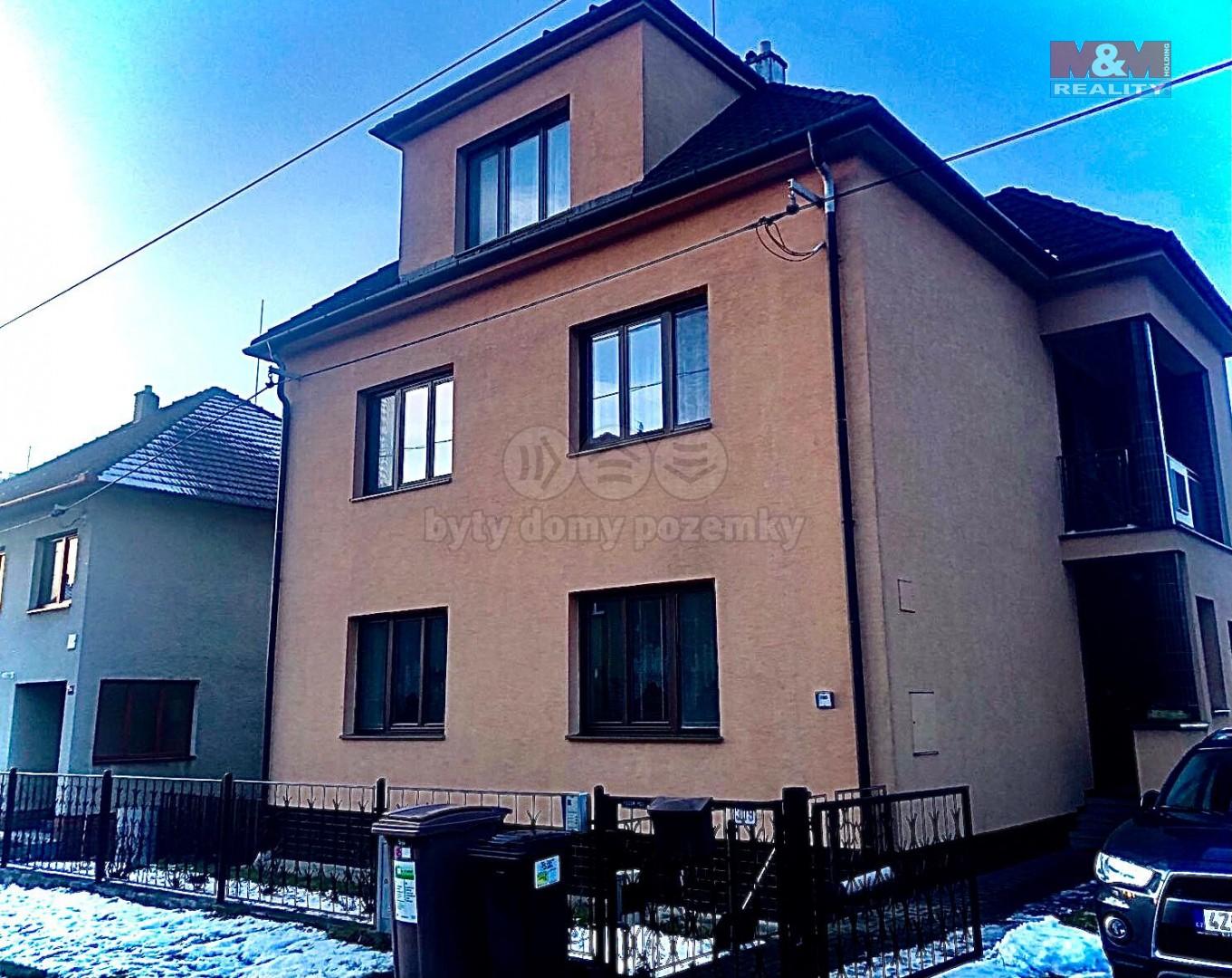 Pronájem rodinného domu, 75 m², Zlín, ul. Svat. Čecha