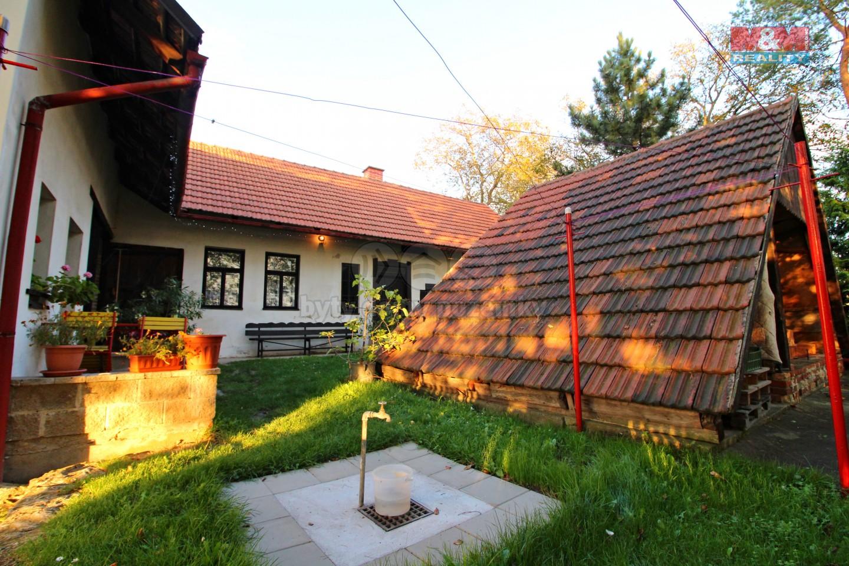 Prodej, rodinný dům, Kly
