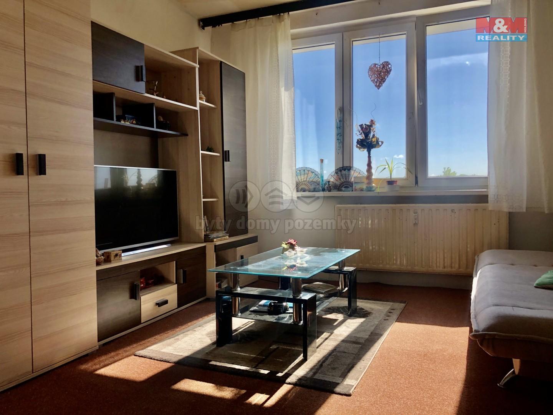 Prodej bytu 1+1, 36 m², DV, Chomutov, ul. Kamenná