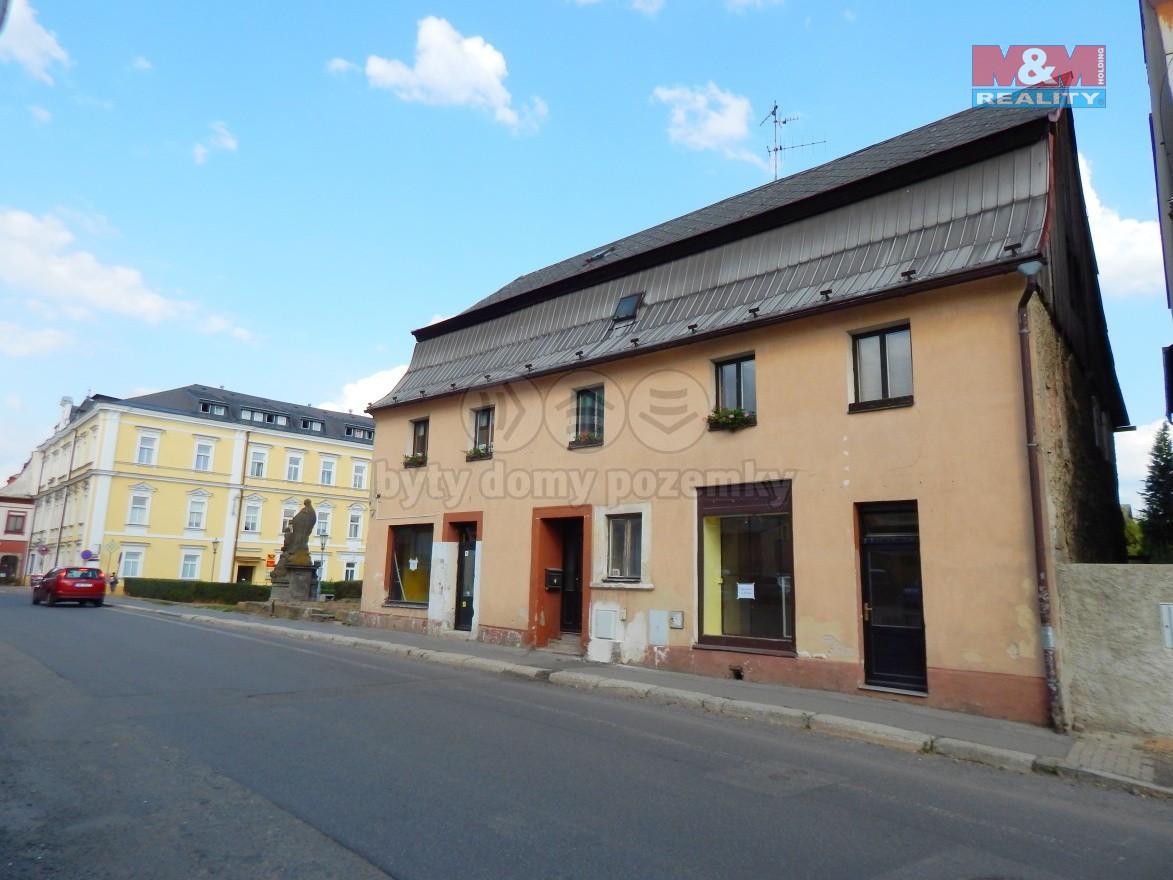 Pronájem restaurace, stravování, 80 m², Jablonné v P.