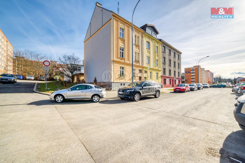 Pronájem bytu 2+1 v Plzni, ul. Sousedská