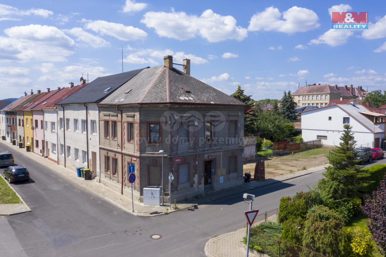 Prodej, rodinné domy, Chabařovice, ul. Haškova