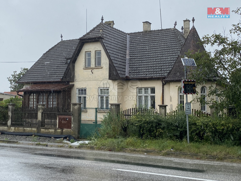 Prodej, rodinný dům, Dolní Dunajovice, ul. Rudé armády