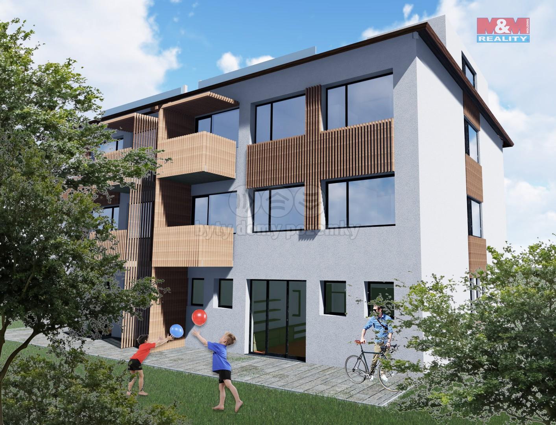Prodej, byt 3+kk, 90 m², Olomouc - Neředín