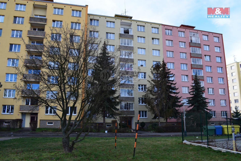 Pronájem bytu 1+1, 36 m², Žatec, ul. Volyňských Čechů