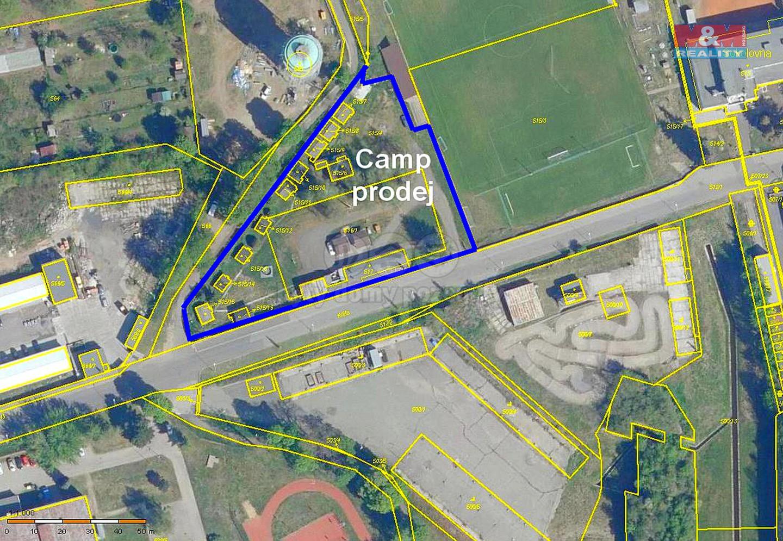 Prodej ostatní, 652 m², Terezín, ul. Kréta