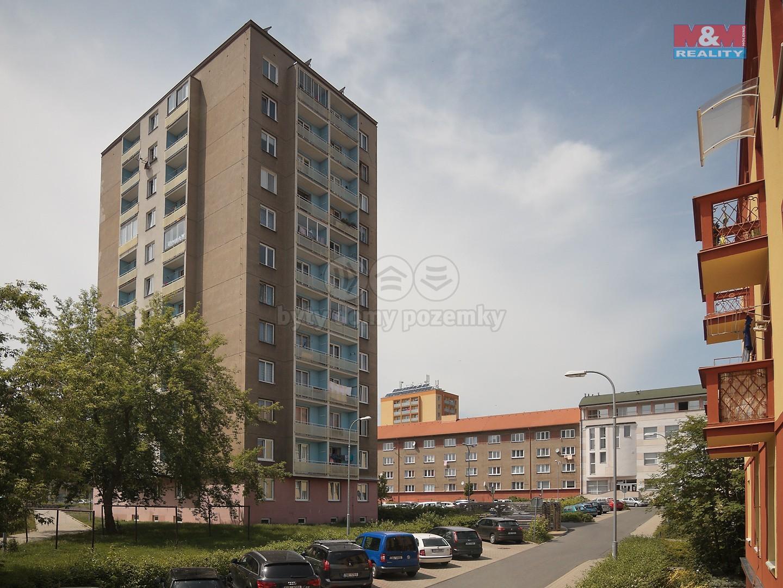 Pronájem bytu 3+kk, 52 m², Příbram, ul. Ve Dvoře