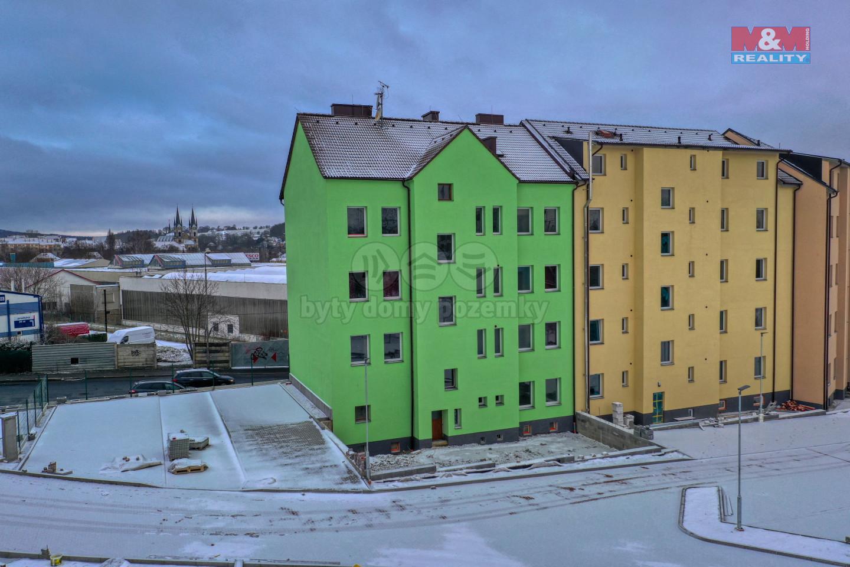 Prodej nájemního domu, 1100 m², Cheb, ul. Wolkerova