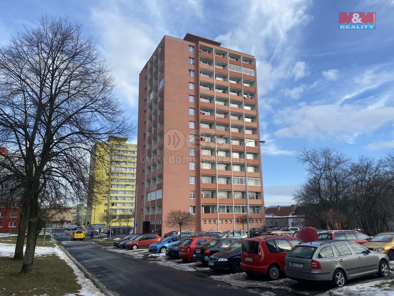 Prodej bytu 3+1, 83 m², Klášterec nad Ohří, ul. Budovatelská