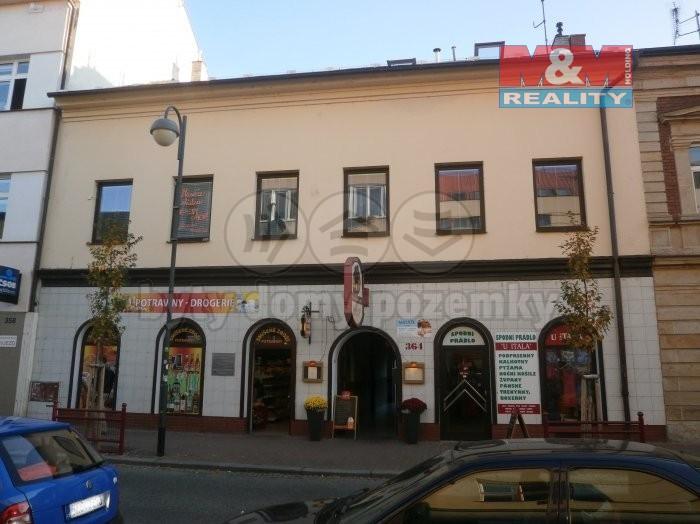 Pronájem kancelářského prostoru, 48 m², Pardubice