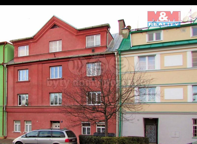 Prodej bytu 3+1 v Mariánských Lázních, ul. Husova