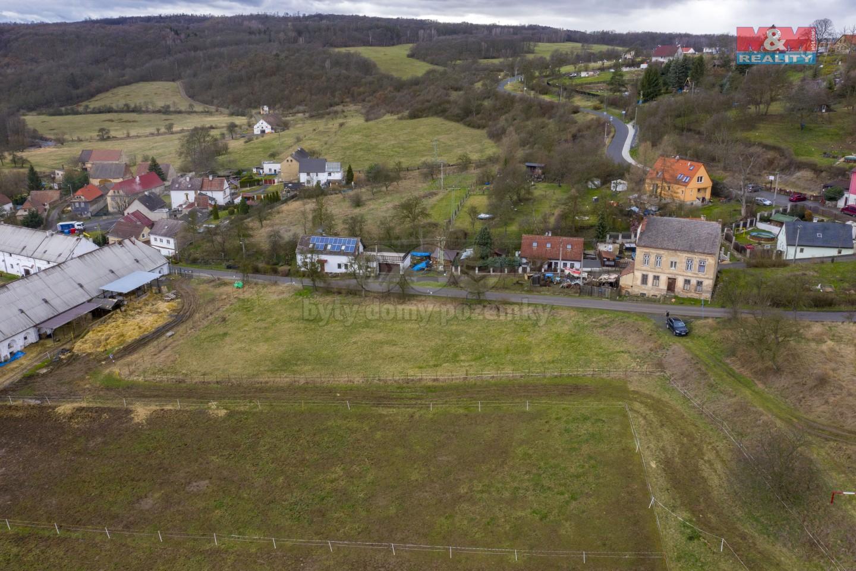Prodej provozní plochy, 2279 m², Bžany - Lysec