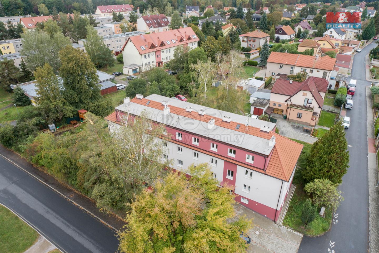 Prodej bytu 3+kk, 56 m², Hostivice, ul. Komenského