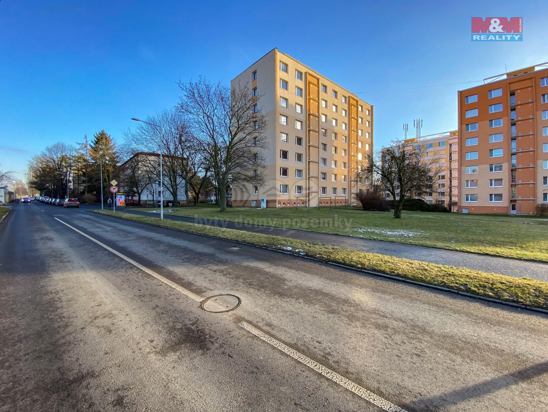 Prodej bytu 1+1, 35 m², Litoměřice, ul. Baarova