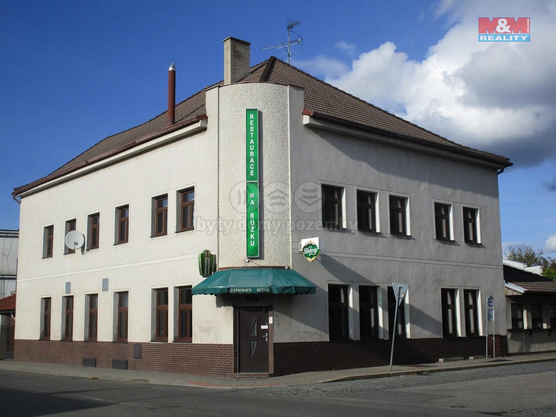 Prodej obchod a služby, 501 m2, Dobruška, ul. Nádražní