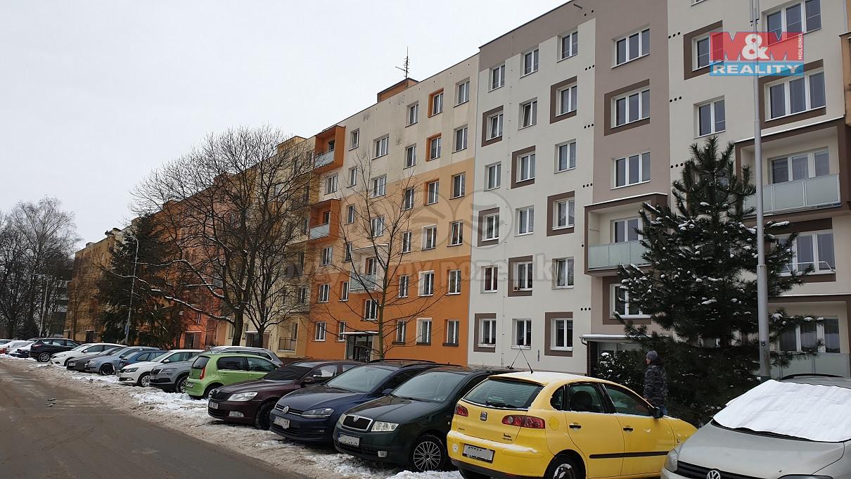 Prodej bytu 3+1, 67 m2, Ostrava-Poruba, ul. Ukrajinská