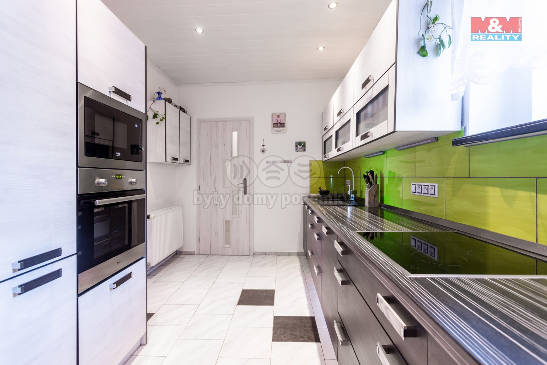 Prodej rodinného domu 3+1, Kladno, ul. Vyšehrad