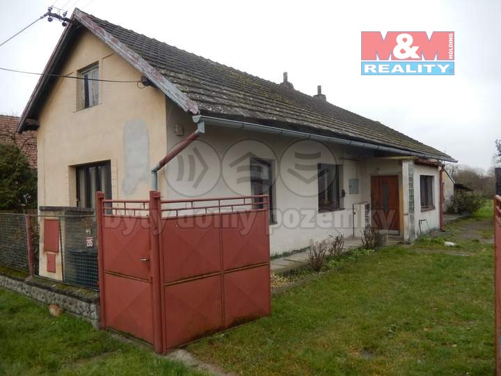 Prodej chalupy, 236 m², Opočnice, ul. Na Drahách