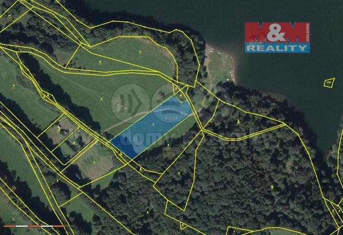 Prodej pozemku k bydlení, 5673 m², Roudno