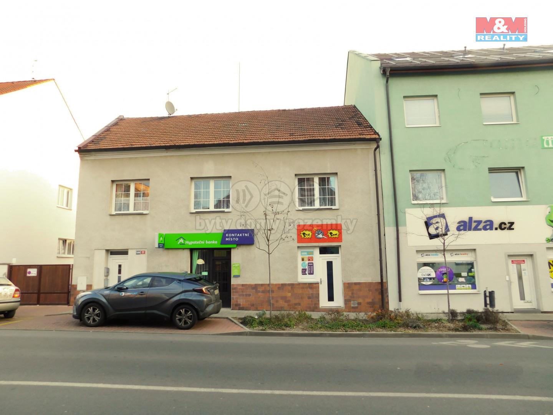 Pronájem obchod a služby, 22 m², Mělník, ul. Pražská