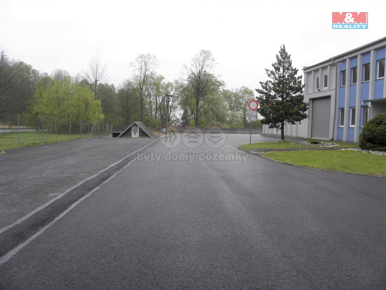 Pronájem provozní plochy, 1500 m², Město Albrechtice