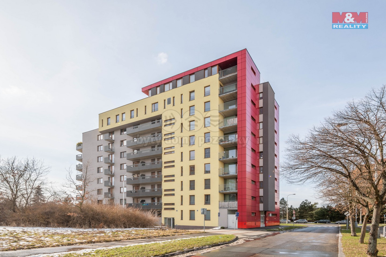 Prodej bytu 1+kk/terasa, 37 m², Praha, ul. Mazurská