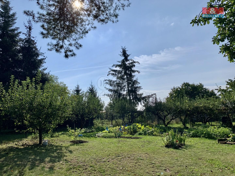 Prodej zahrady, 528 m², Hořice