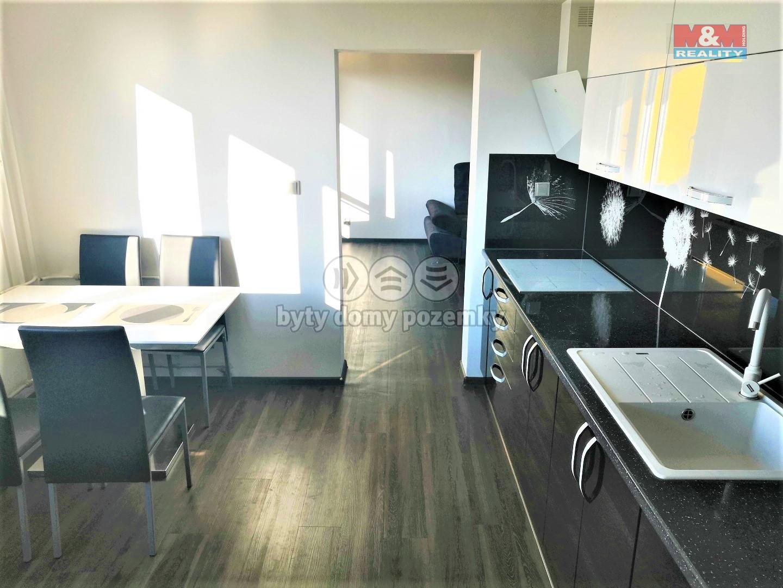 Pronájem, byt 3+1, 83 m², Ostrava, ul. Vítkovická