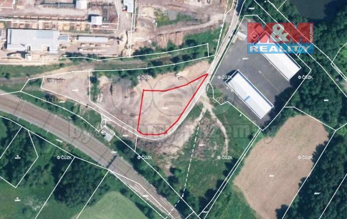 Prodej provozní plochy, 3205 m², Stará Voda