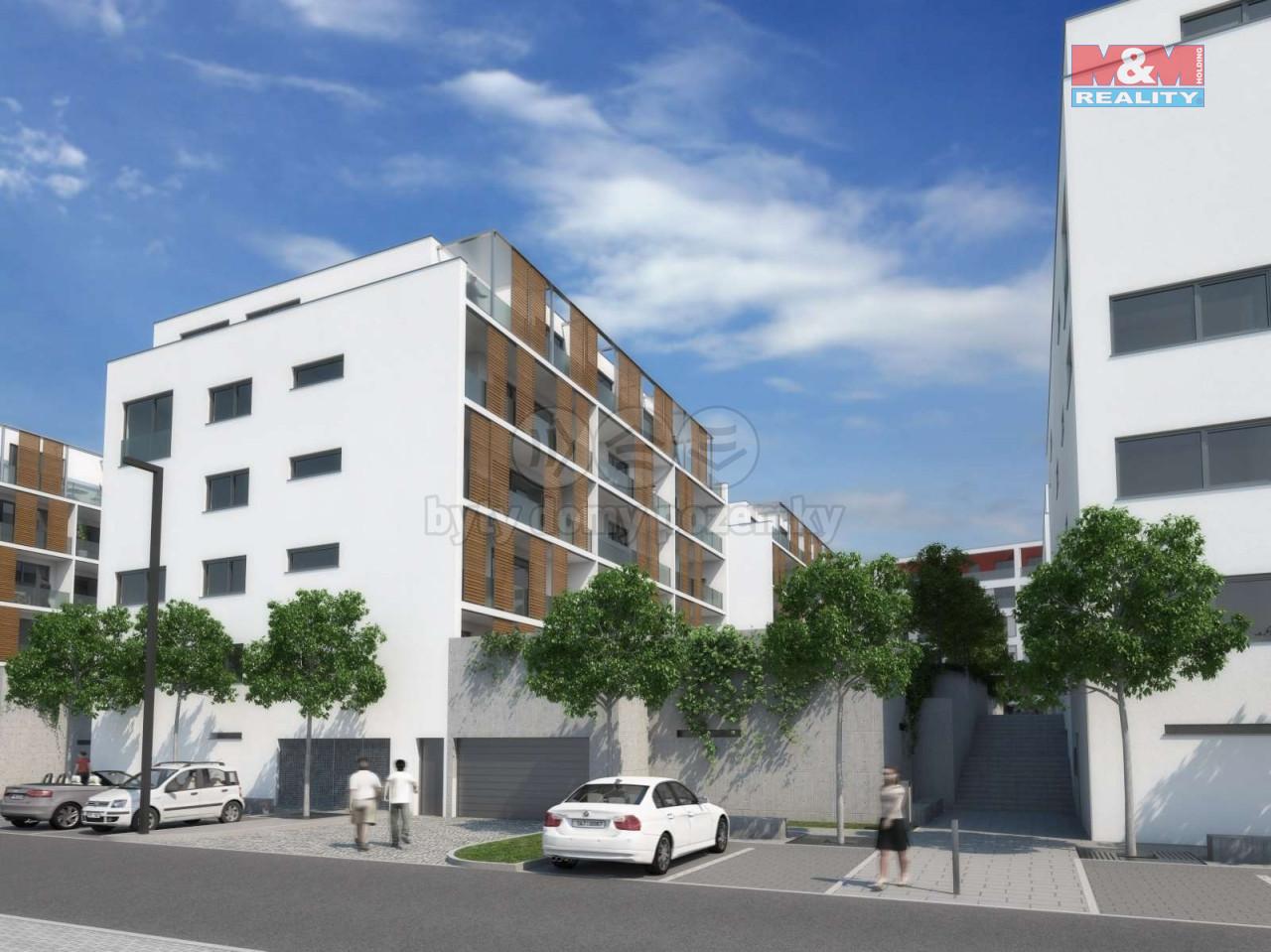 Prodej bytu 1+kk, 30 m², Olomouc, ul. Rokycanova