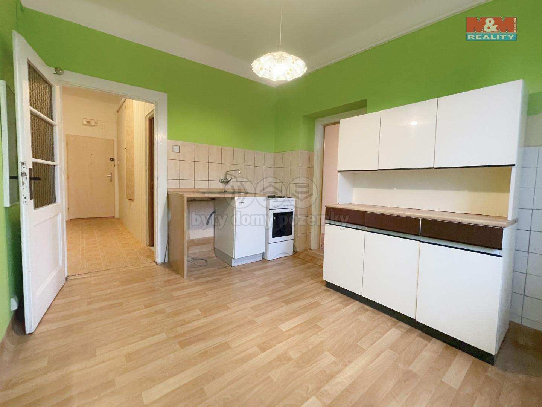 Prodej bytu 1+1, 42 m², Ostrava, ul. Březinova