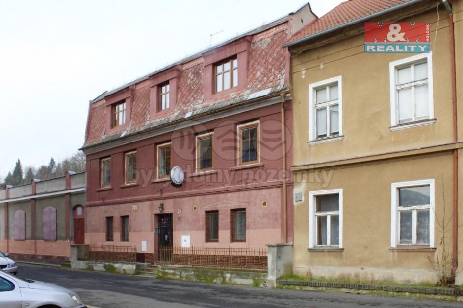 Prodej komerčních prostor, 357 m², Bílina, ul. Kyselská