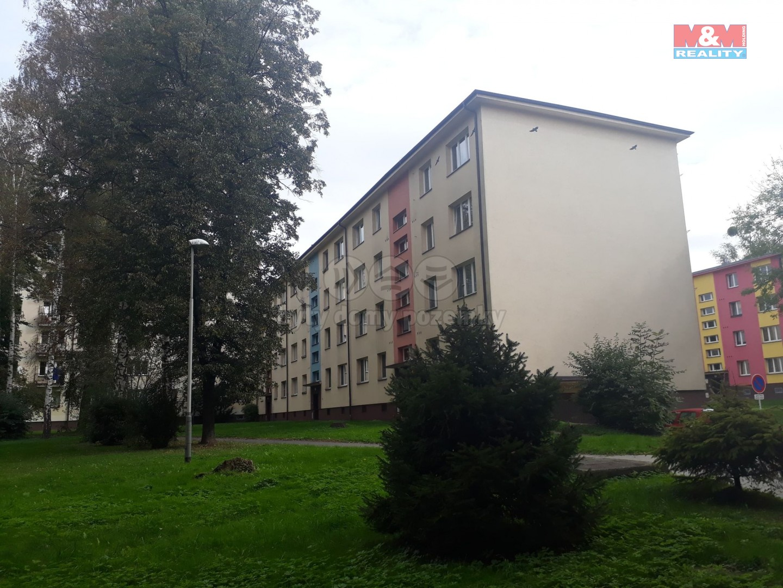 Pronájem bytu 1+1, 38 m², Karviná, ul. Kosmonautů