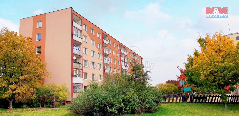 Prodej bytu 1+1, 40 m², DV, Chomutov, ul. Písečná
