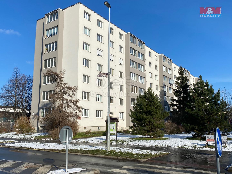 Pronájem bytu 2+1, 53 m², Praha, ul. Kapraďová