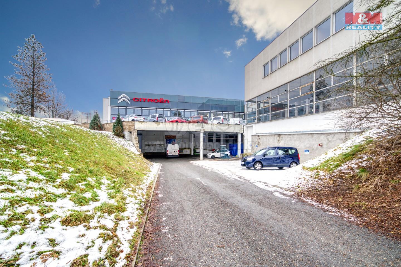 Pronájem, sklad, 300 m², Plzeň, ul. Jateční