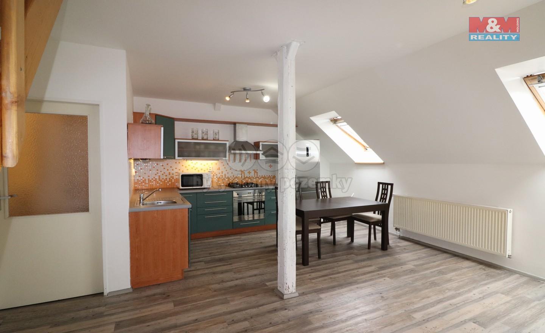 Prodej, byt 4+kk,102 m2, Praha 9 - Vysočany