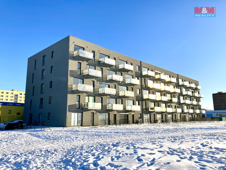 Pronájem bytu 3+kk, 60 m², Mladá Boleslav, ul. Na Radouči