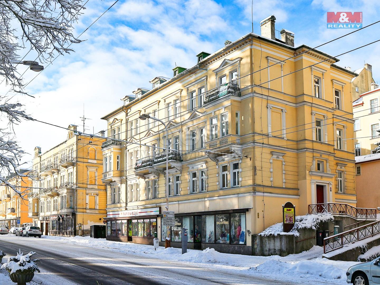 Pronájem bytu 3+kk, 74 m², Mariánské Lázně, ul. Hlavní třída