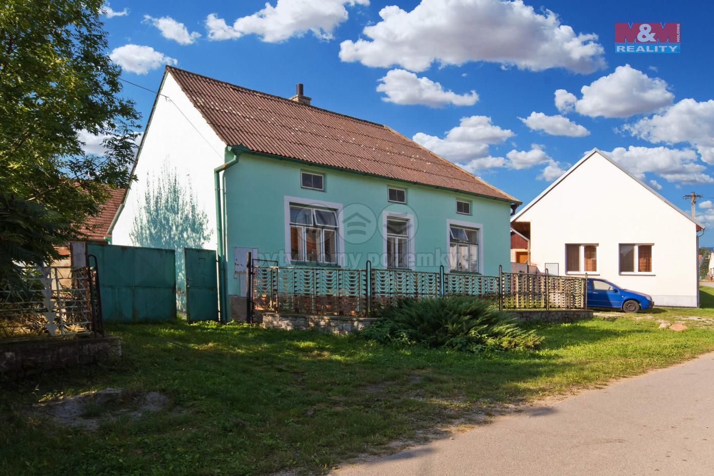 Prodej rodinného domu, 2102 m², Budíškovice, Vesce